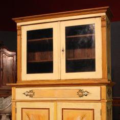Mobile in legno dipinto a mano epoca 900