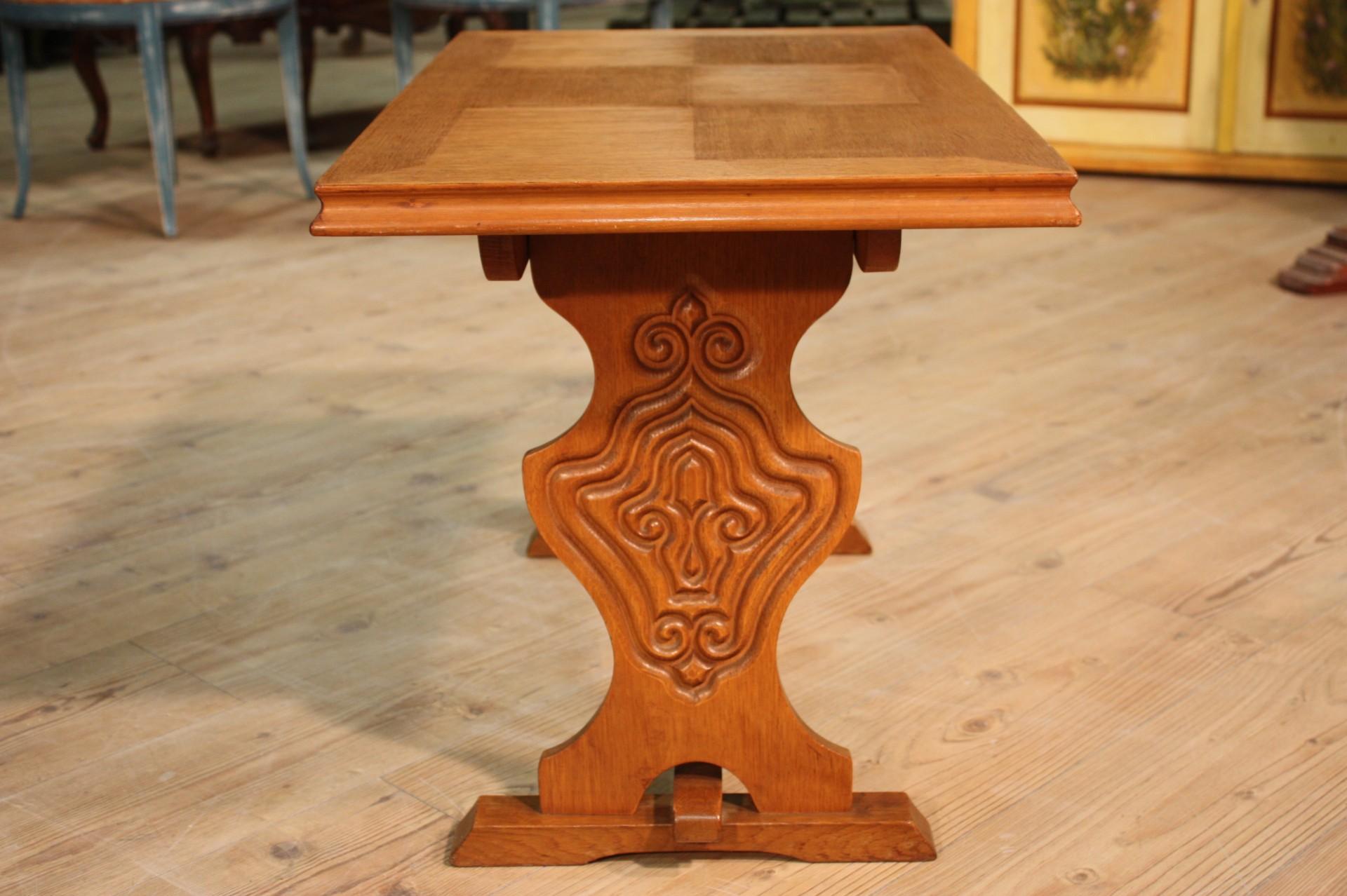 Annuncio: Tavolino olandese in legno di rovere • NowArc