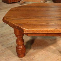 Tavolino da salotto seconda metà epoca 900
