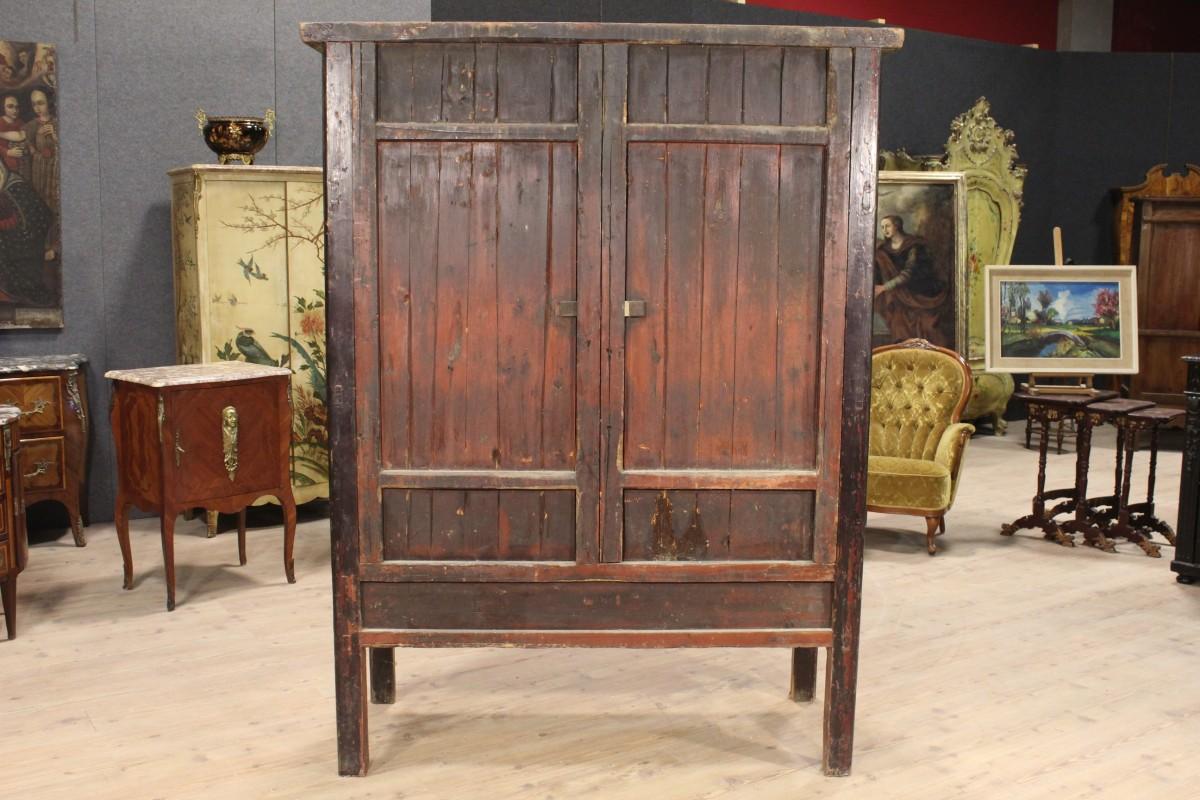 Armadio Antico Laccato : Armadio cinese in legno laccato vendita online antiquariato