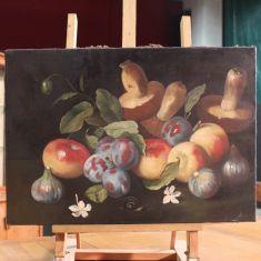 Quadro frutta epoca 900