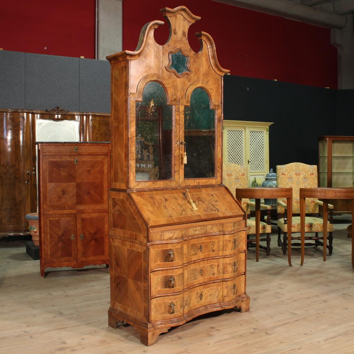 Antiquariato veneziano e l 39 origine dei mobili in stile - Mobili antichi bianchi ...