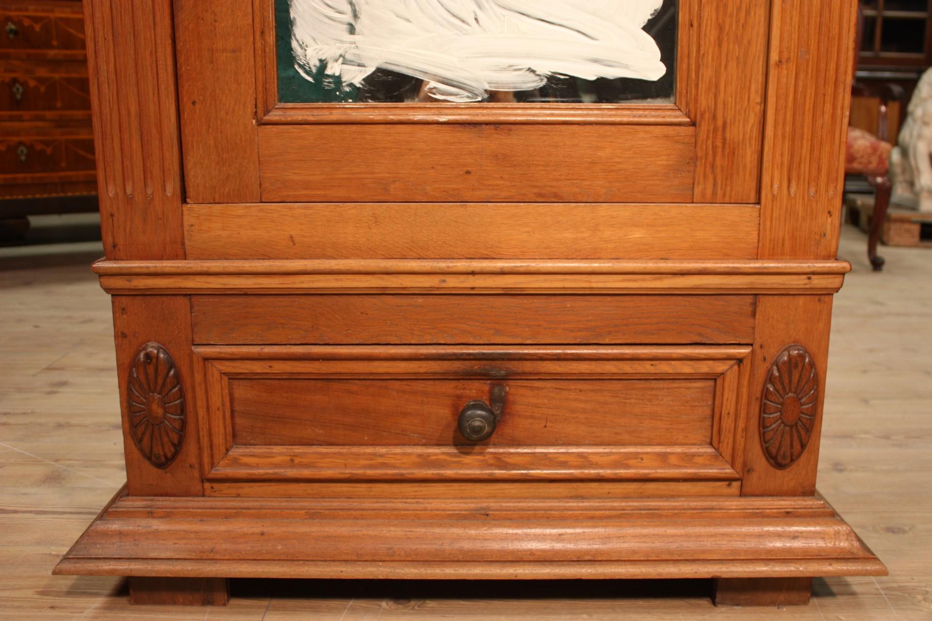 Annuncio: Armadietto in legno di rovere • NowArc