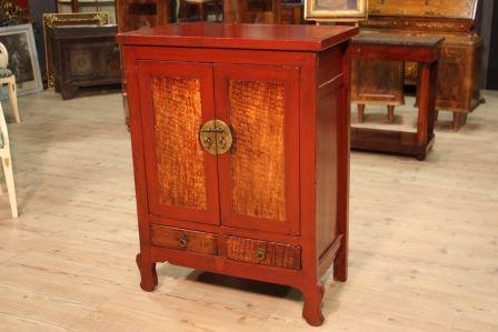 Credenza Legno Da Esterno : Credenza cinese in legno laccato