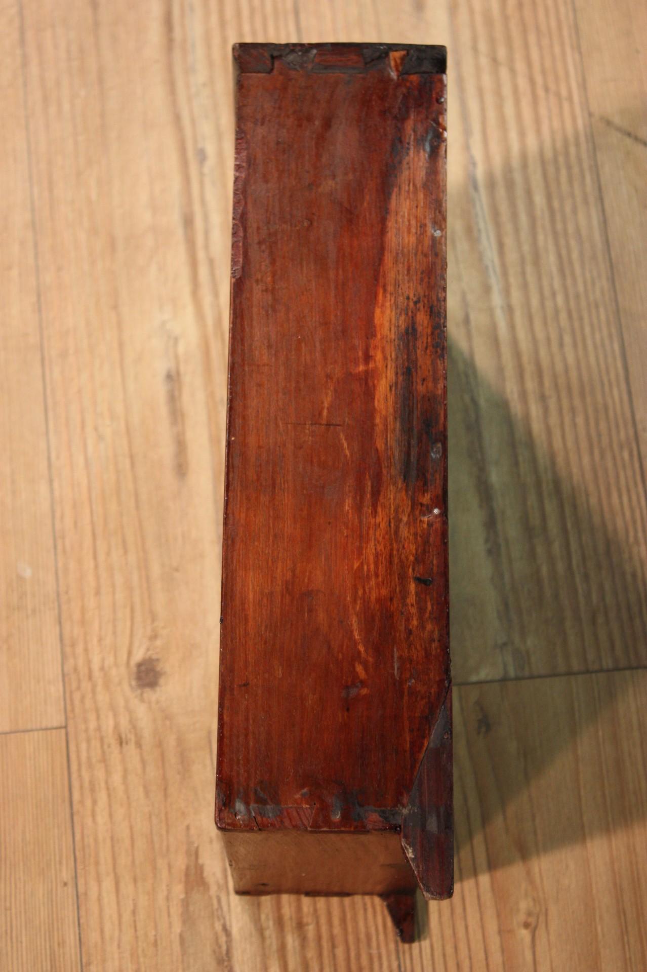 Annuncio comodino orientale in legno laccato nero nowarc for Legno laccato