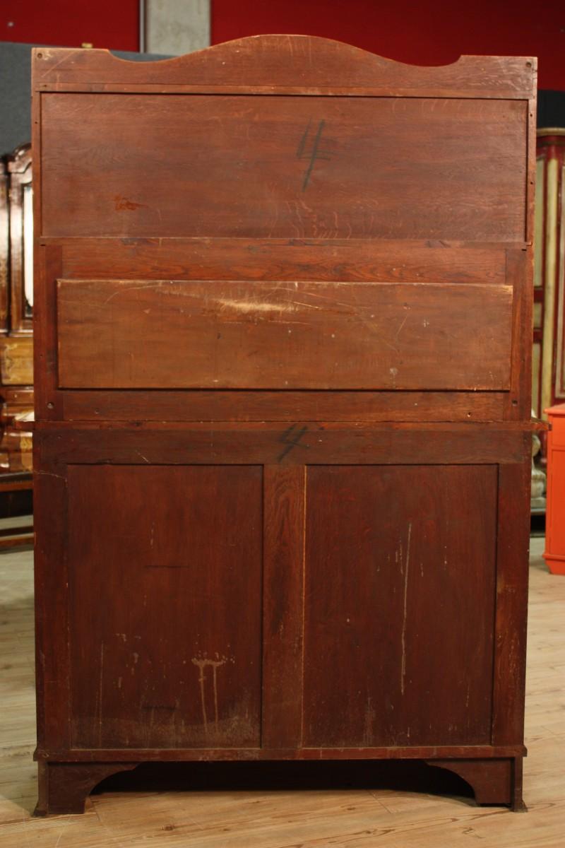 Annuncio credenza olandese in legno di quercia nowarc for Mobili in quercia