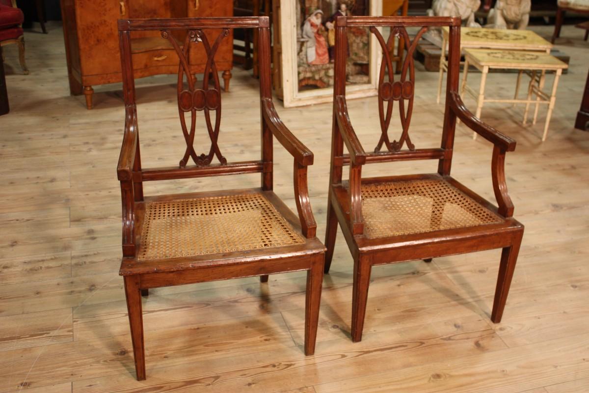 I mobili antichi in stile Luigi XVI