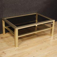 Tavolo basso da salotto mobile modernariato 900
