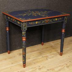 Tavolino in legno mobile da salotto epoca 900