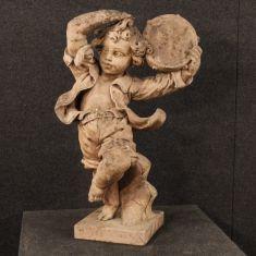 Statua stile antico epoca 900