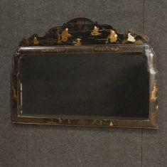 Mobile specchio in legno stile antico 900