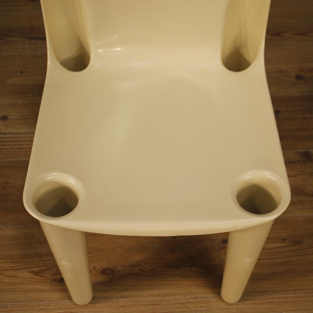 6 sedie design mobili poltrone italiane salotto plastica for Mobili salotto design