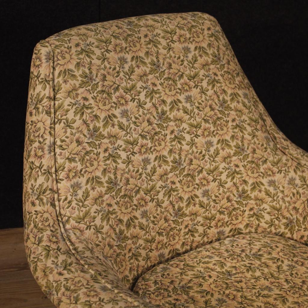 Poltrone design ico parisi coppia sedie sedute mobili for Mobili salotto design