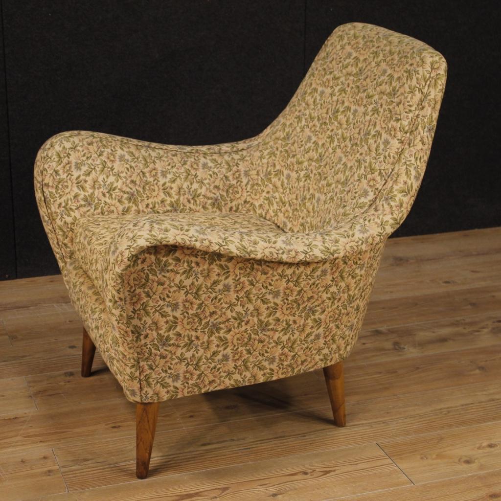 Poltrone design ico parisi coppia sedie sedute mobili for Mobili italiani design
