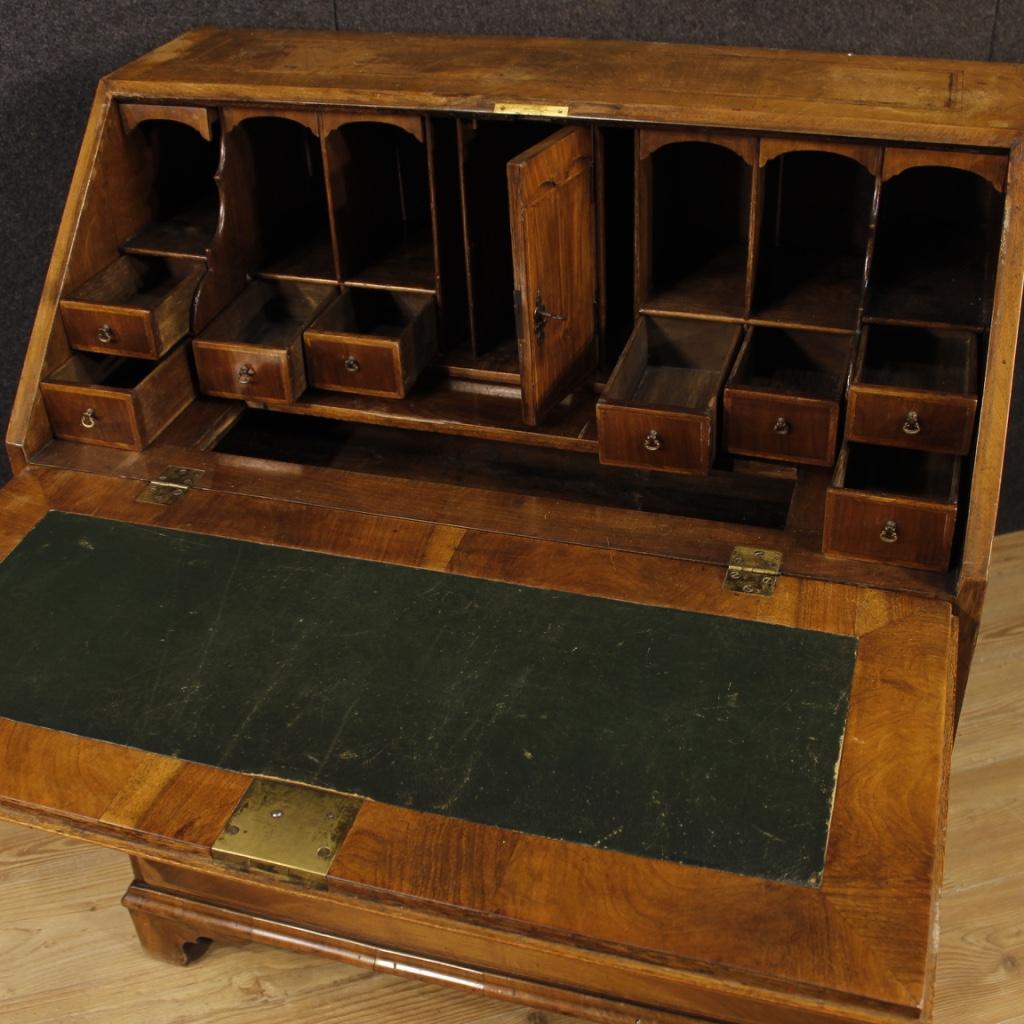 restaurer meuble ancien bureau de pente anglais ancien meuble secr taire commode