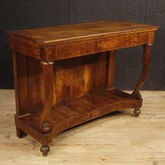 Mobile tavolo salotto 1 cassetto stile antico 900
