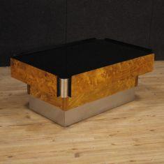 Tavolo basso da salotto modernariato 900
