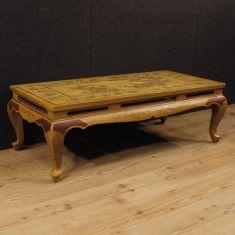 Tavolo basso da salotto stile antico epoca 900