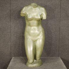Statua busto stile antico oggettistica collezionismo 900