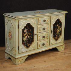 Mobile in legno stile antico salotto 900