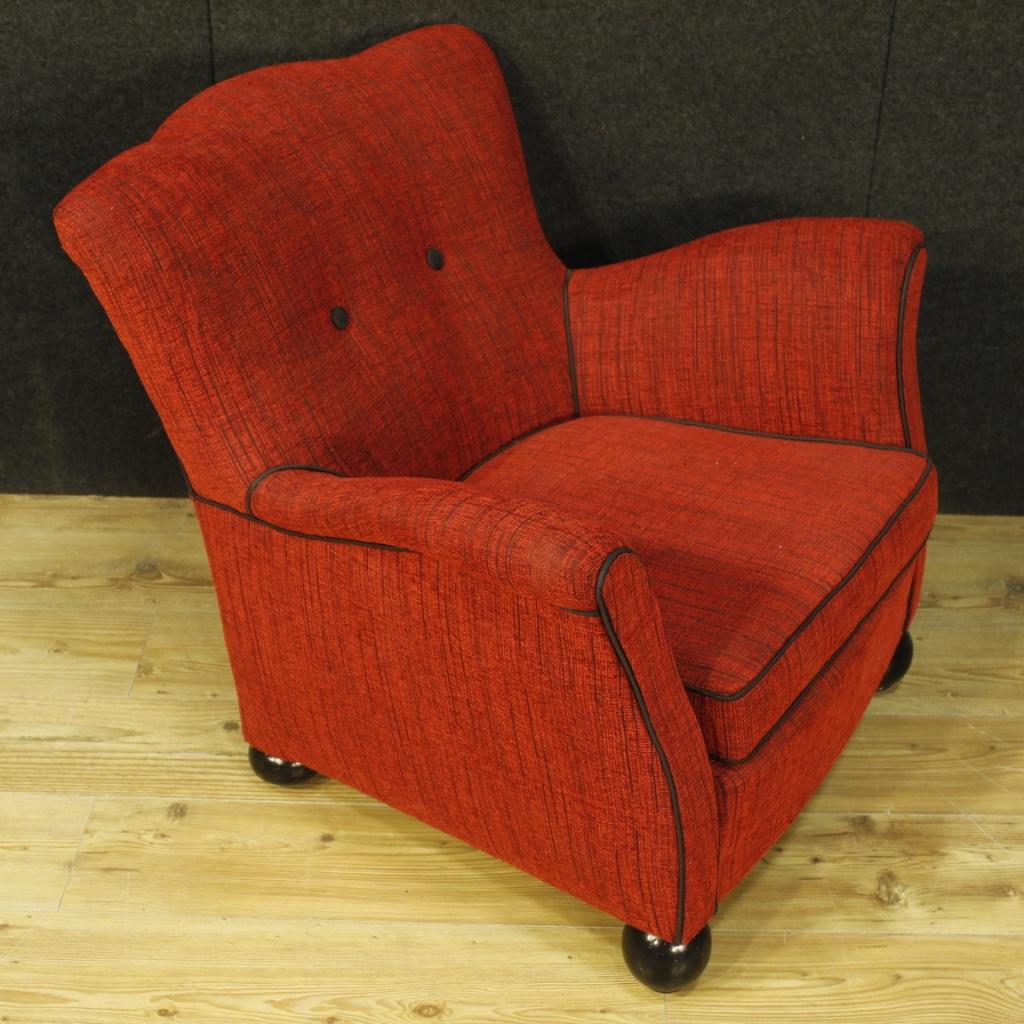 Poltrone italiane design coppia sedie mobili salotto fede for Mobili salotto design