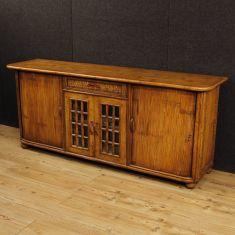 Mobile in legno di bambù epoca 900