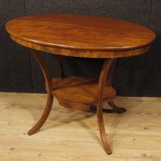 Tavolo da salotto mobile stile antico