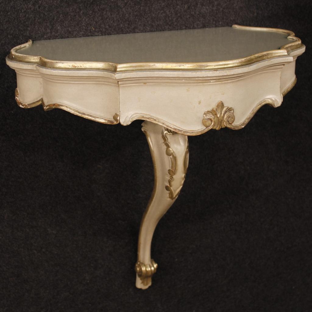 Comodini console consolle mobili veneziani tavolini for Mobili veneziani