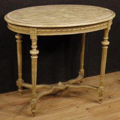 Mobile tavolo in legno epoca 900