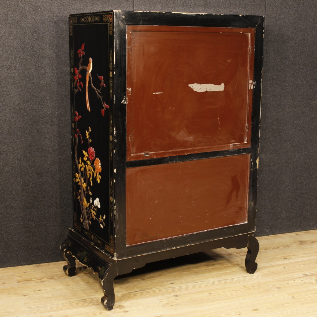 excellent wholesale shoe racks high capacity living room furniture   Cupboard lacquered chinoiserie furniture french wooden ...