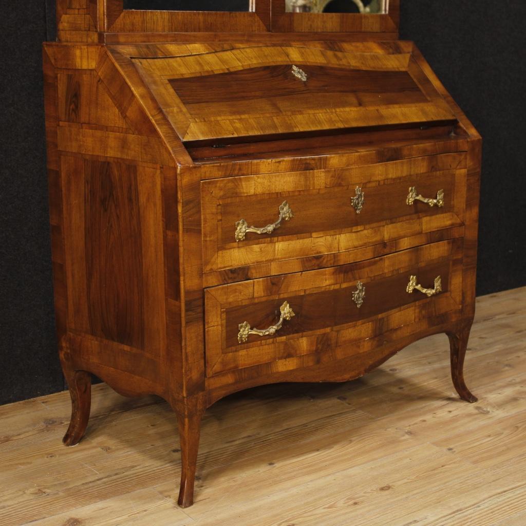 venetian trumeau secr taire bureau writing table desk antique style furniture xx ebay. Black Bedroom Furniture Sets. Home Design Ideas