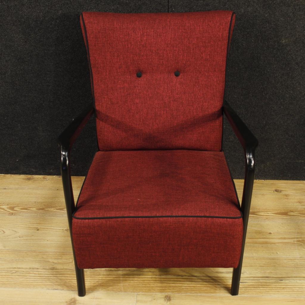 Poltrone design mobili coppia sedie italiane tessuto legno for Mobili salotto design
