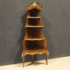 Mobile credenza con decori in bronzo e ottone epoca Napoleone III 800
