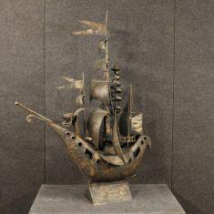 Statua arte stile antico epoca 900