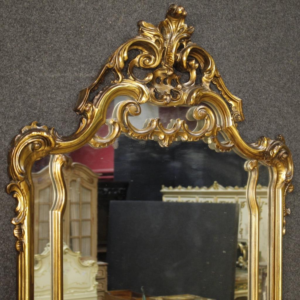 Console con specchiera mobile tavolo legno marmo consolle for Specchio stile antico