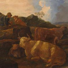 Idee per arredare casa con i quadri antichi e moderni for Arredamento pastore
