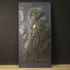 Statua Padre Pio religiosa arte 2002