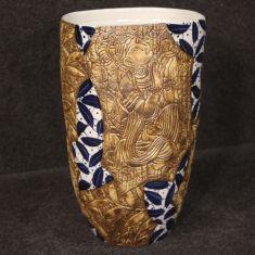 Ceramica smaltata stile antico epoca 900