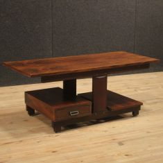 Tavolo basso da salotto moderno vintage epoca 900