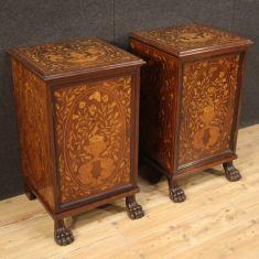 Mobili credenze tavolini in legno epoca 800