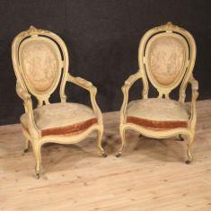 Mobili sedie in legno sedute epoca 800