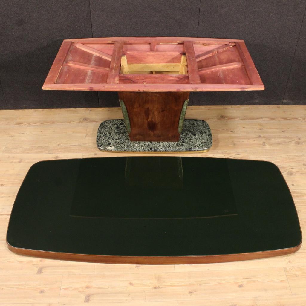 Tavoli di legno in palissandro indiano for Mobili di design italiano