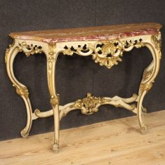 Tavolo mobile in legno stile antico epoca 900