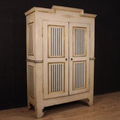 Guardaroba mobile antico in legno epoca 800