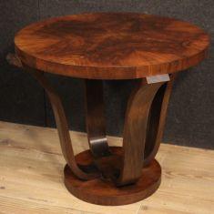 Tavolo basso mobile da salotto stile antico 900