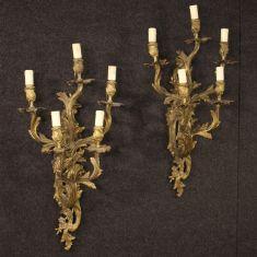 Mobili luci lampadari stile antico 900