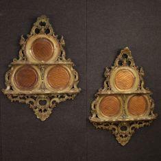 Mobili credenze porta piatti stile antico 900