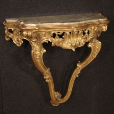 Mobile tavolo tavolino stile antico salotto 900
