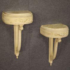 Mobili tavolini console stile antico 900