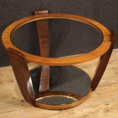 Tavolo basso mobile in legno moderno vintage 900